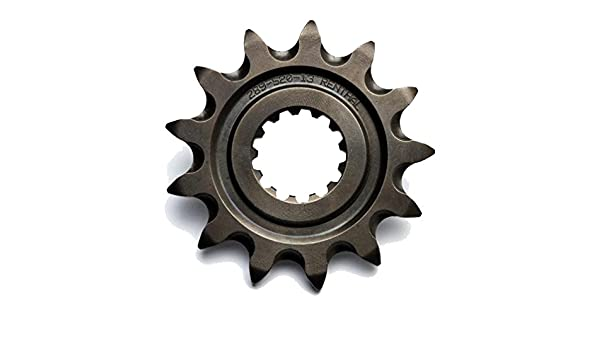 Renthal Steel Front Sprocket 14T 468--520-14GP