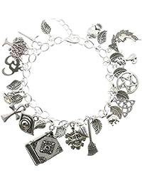 AVBeads Jewelry Wiccan Charm Bracelet (1609)