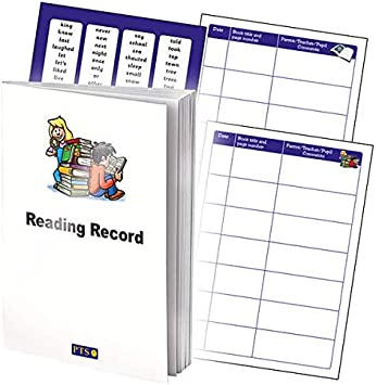 100 Polar Reading Comprehension Record Book Childrens Pupils School Diary Log Teachers A5 Primary Teaching Services
