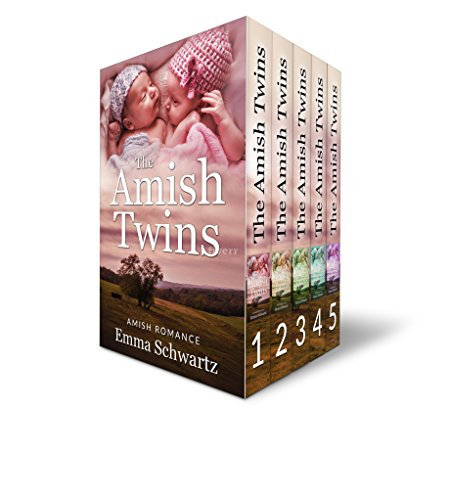 Amish Romance: The Amish Twins Boxed Set: The Amish Twins (Amish Romance Series): 1-5 by [Schwartz, Emma]