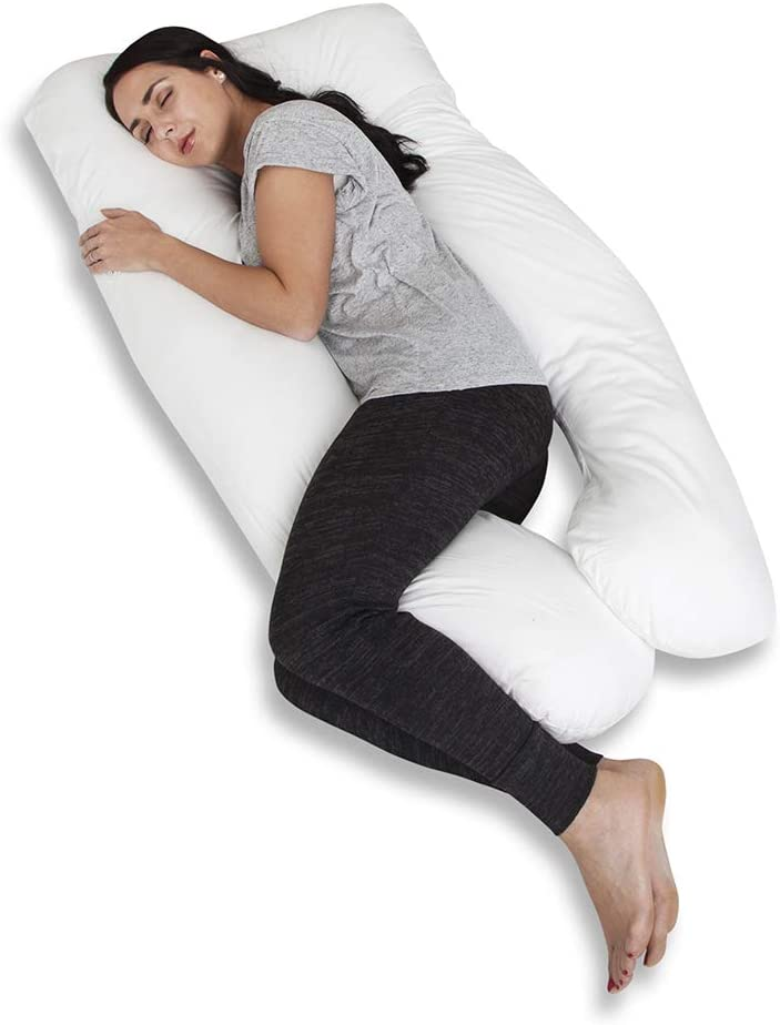 KOMFYCLOUD Full Body Pregnancy Pillow
