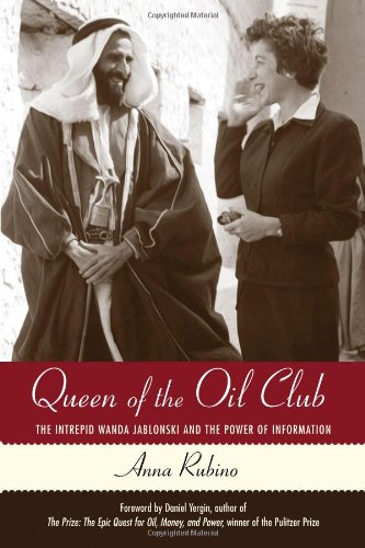 Queen of the Oil Club: The Intrepid Wanda Jablonski and the Power of - Stores Australia Fossil