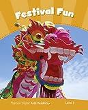 img - for Penguin Kids 3 Festival Fun Reader CLIL AmE (Penguin Kids (Graded Readers)) book / textbook / text book