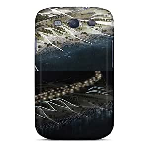 Protective Cell-phone Hard Covers For Samsung Galaxy S3 With Allow Personal Design Beautiful Rise Against Series MansourMurray