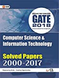 Gate Paper Computer Science & Information Technology 2018 (Solved Papers 2000-2017)
