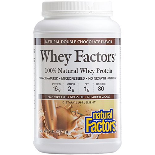 Natural Factors Protein Chocolate Servings product image