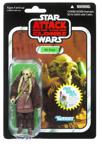 Star Wars Vintage Figure Fisto