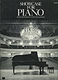 Showcase for Piano. Special arrangements of great popular songs. < Volume 3. >