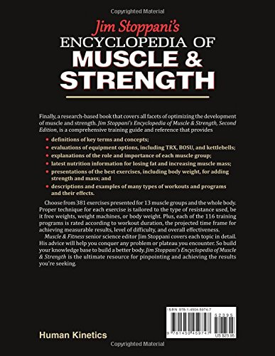 Jim Stoppanis Encyclopedia of Muscle