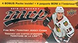 2016 2017 Upper Deck MVP NHL Hockey Series Unopened Blaster Box of 24 Packs with Chance for Territory Game Used Jersey Cards