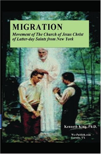 Download Migration: Movement of the Latter-day Saints from New York pdf epub