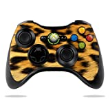 Protective Vinyl Skin Decal Cover for Microsoft Xbox 360 Controller wrap sticker skins Cheetah Review