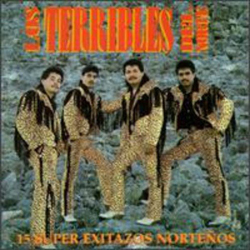 15 Exitazos Nortenos by Freddie Records