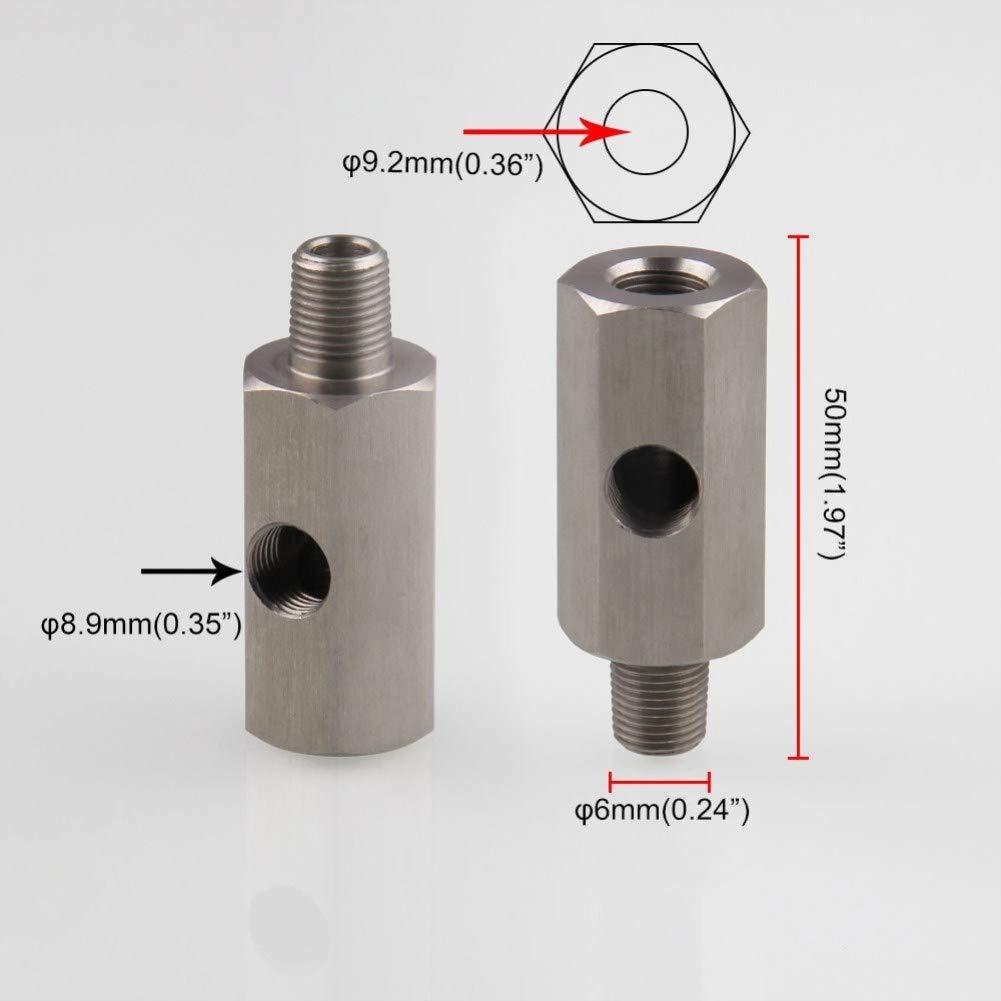 Conector de sensor de automoción 1/8