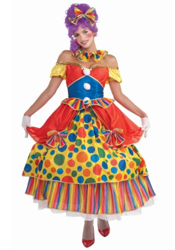 Forum Novelties Women's Belle Of The Big Top Circus Costume, Multi, One Size