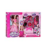 TOPJIN 1-6 Years Baby Girls Beauty Dolls Makeup - Best Reviews Guide