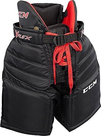 90a22386085 CCM Yflex Ice Hockey Goalie Pants  YOUTH   Amazon.co.uk  Sports   Outdoors