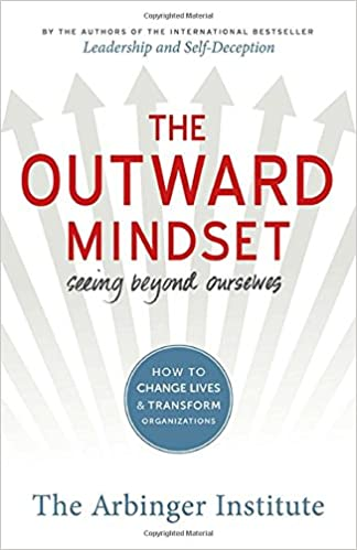 Image result for books the outward mindset