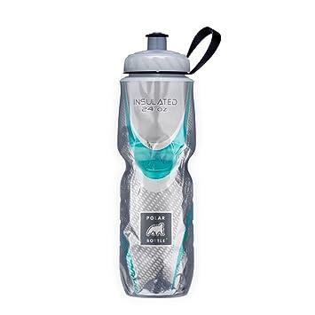 Polar – Botella isotérmica para Botella de Agua (Spin Acero) (24 oz)
