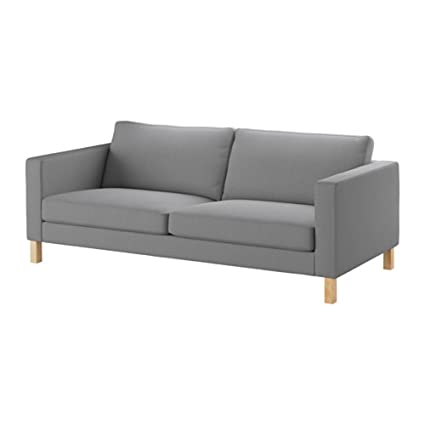 Ordinaire Ikea KARLSTAD Sofa Cover Slipcover, Knisa Light Gray Grey, 603.230.16 [Exact