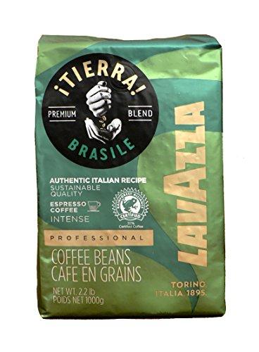 Lavazza Tierra Brasile Intenso Espresso