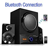 Boytone BT-209FB Wireless Bluetooth Stereo Audio Speaker with Powerful Sound, Bass System, Excellent