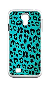 Cool Painting Leopard Print Snap-on Hard Back Case Cover Shell for Samsung GALAXY S4 I9500 I9502 I9508 I959 -959