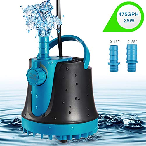 aquarium water pumps
