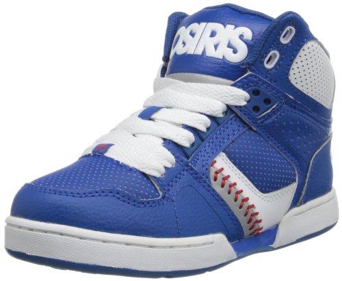 Osiris , Jungen Sneaker Mehrfarbig Blau / Weiß / Rot