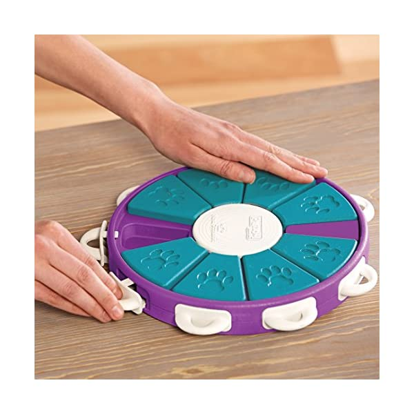 Outward Hound Nina Ottosson Dog Twister Dog Puzzle Toy Dog Game 6