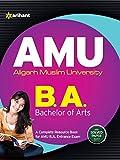 AMU Aligarh Muslim University B.A. Bachelor of Arts