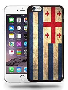 Ajaria National Vintage Flag Phone Case Cover Designs for iPhone 6 Plus