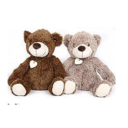 High Quality Sifcon Cute Fabric Fluffy Teddy Bear Door Stop Doorstop Brown Childrenu0027s  Room Nursery