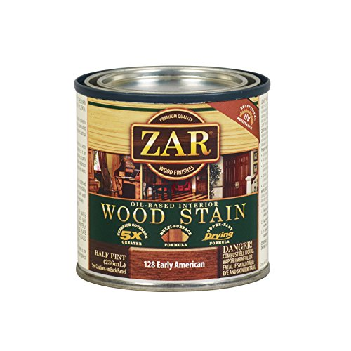 ZAR 12806 Wood Stain, Early American - Early American Color