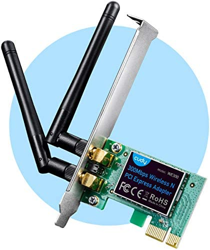 Cudy WE300 300Mbps Wireless Network product image