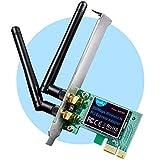 Cudy WE300 N300 PCIe WiFi Card for PC, 300Mbps WiFi PCIe Card, Wireless