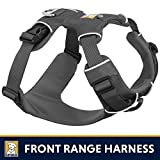 RUFFWEAR - Front Range No-Pull Dog Harness with Front Clip, Twilight Gray, Medium