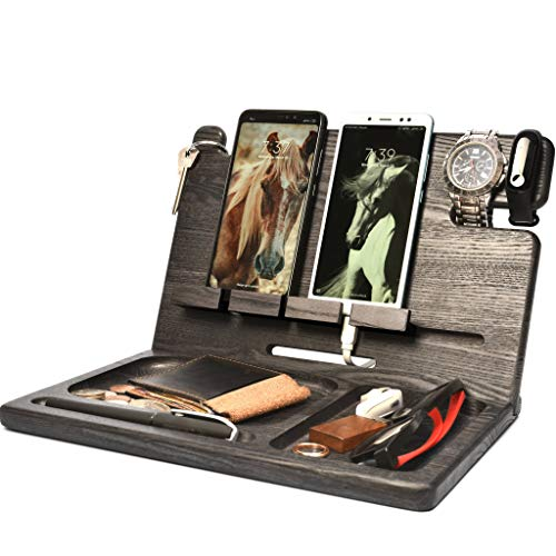 Cell Phone Stand Watch Holder....