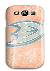 Top Quality Protection Anaheim Ducks (12) Case Cover For Galaxy S3