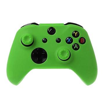 Amazon.com: Youngy - Carcasa de silicona para mando de Xbox ...