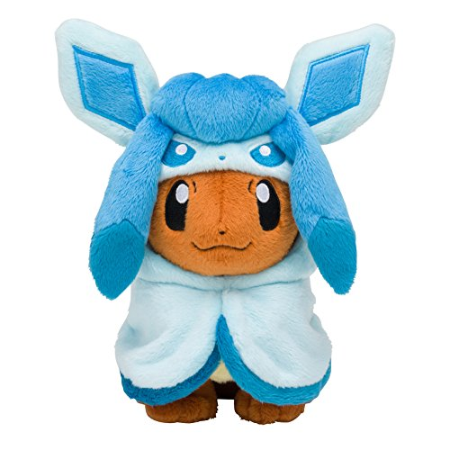 Pokémon Center Original Plush Doll Eevee Poncho Series GC (Original Series Selection)