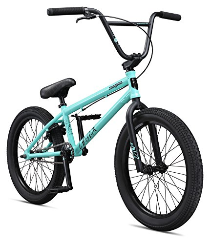 Mongoose Boys Legion L80 Bicycle, Mint, One Size/20