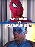 Spiderman vs Captain America ft. King Bach and Conceited