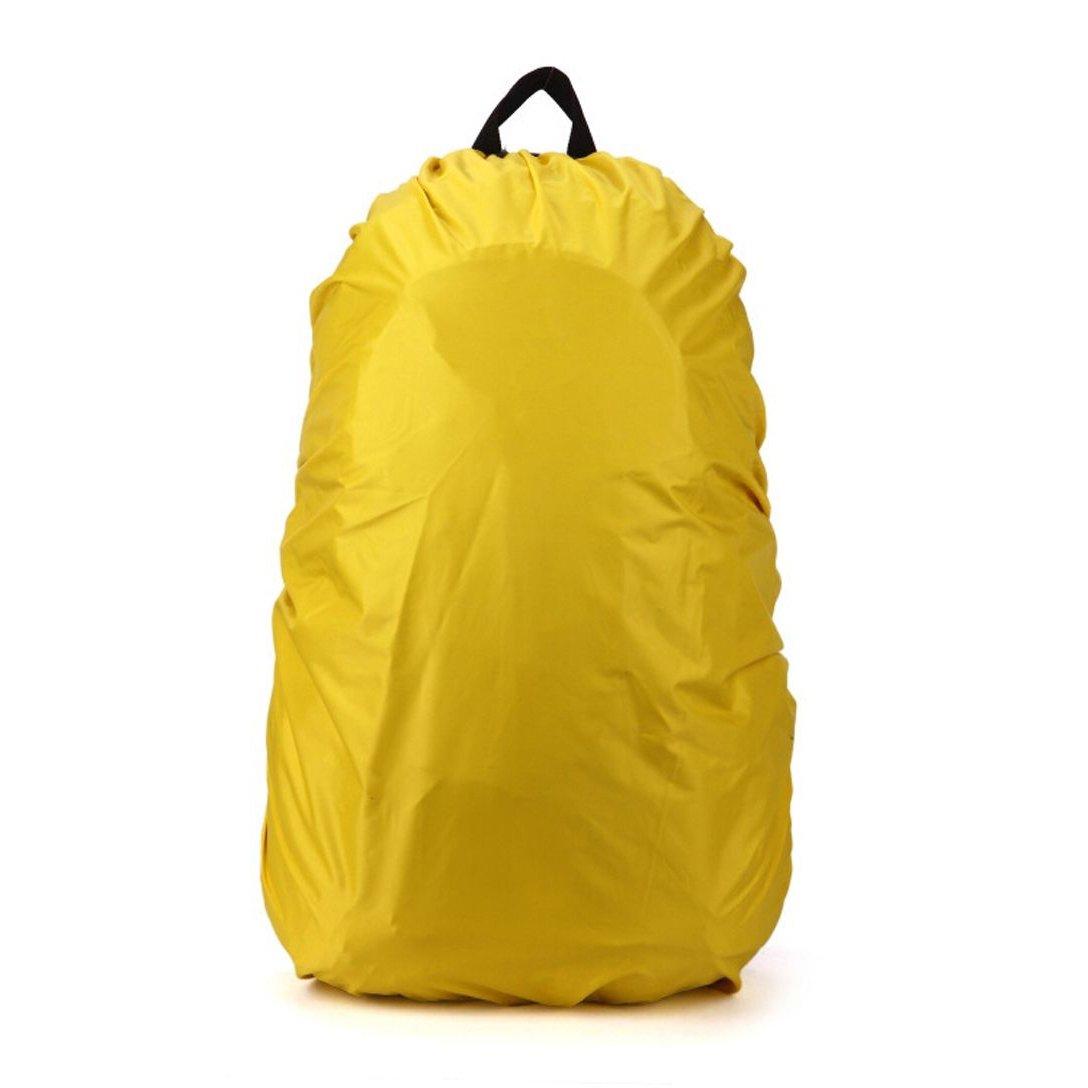 SODIAL(R) Nueva Funda de impermeable para proteccion de mochila de excursion de viaje Accesorio de mochila, 35L Azul