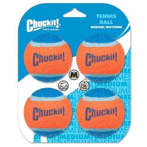 4PK Tennis Ball Petmate 660048074045