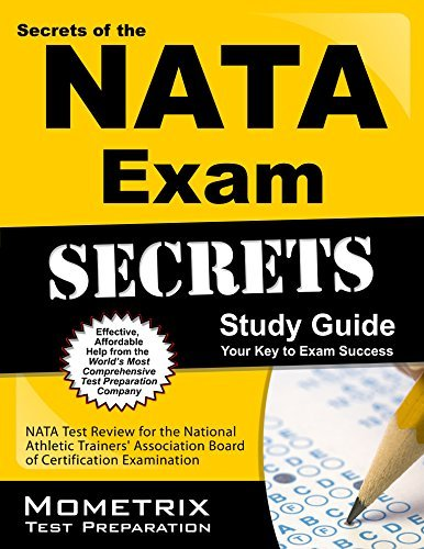 Secrets of the NATA-BOC Exam Study Guide: NATA-BOC Test Review for the Board of Certification Candidate Examination by NATA-BOC Exam Secrets Test Prep Team (February 14, 2013) Paperback