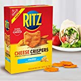 Ritz Cheese Crispers Cheddar Chips, 6 - 7oz Boxes