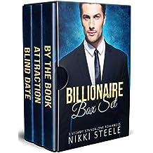 Billionaire Box Set Bundle: 3 Steamy Standalone Romances
