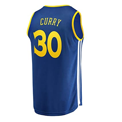 AJSPORT Bordada Aficionados Warriors Jersey Curry para Hombrede Camisa: Amazon.es: Deportes y aire libre