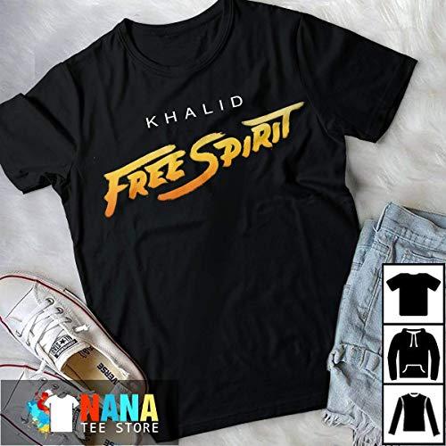 Khalid Free Spirit Summer World Tour Gift For Men Women T-Shirt Long T-Shirt Sweatshirt -